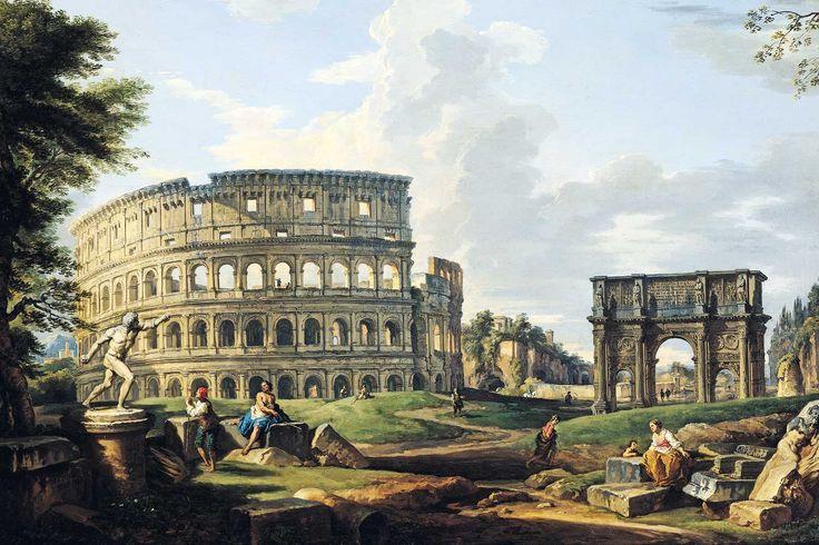 Kun Colosseum vihittiin käyttöön vuonna 80, sitä juhlittiin sata päivää näyttävin menoin ja verisin gladiaattoritaisteluin, mutta kuka amfiteatterin oikein rakensi?