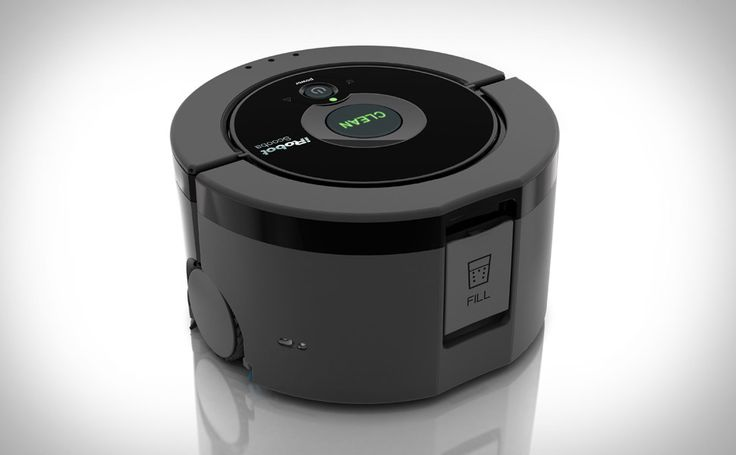 Commercial cleaning robots out there only vacuum and wipe the floor. With the new iRobot Scooba 230, your floors are washed, scrubbed and squeegeed -in a three-stage cleaning procedure.: 2012 02 2499 Irobot, Floors Wash, Scooba 230, 230 Floors, Awesome Gadgets, Products Design, Wash Robots, Clean Robots, Irobot Scooba230
