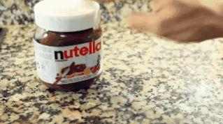 Nutellalı pratik tarifler