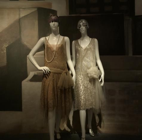 essays flappers 1920s