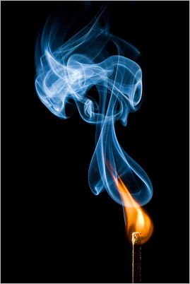 ~ Where There's Smoke, There's Fire ~