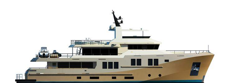 Bering 80 Oceanic Yacht   Luxury Yacht   Bering Yachts