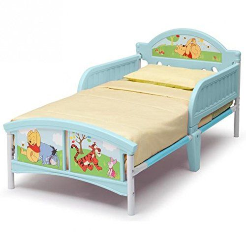 CAMA INFANTIL WINNIE THE POOH. BB87061WP. NO INCLUYE COLCHÓN, IndalChess.com Tienda de juguetes online y juegos de jardin