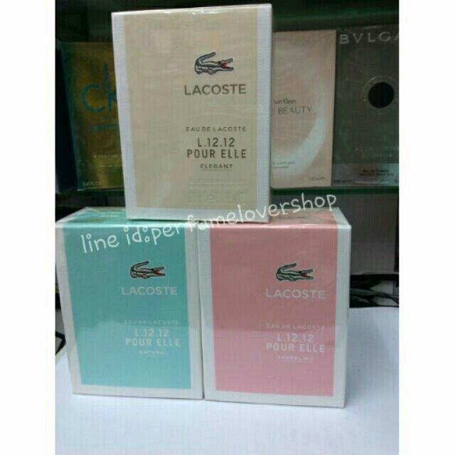 Lacoste L.12.12 Pour Elle Line id:perfumelovershop