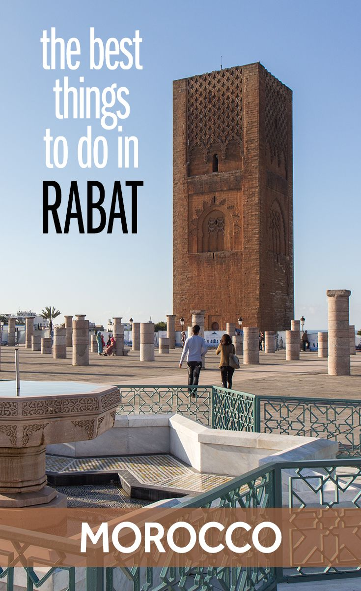 A lot of people skip Rabat in their Morocco travels but there's actually lots to see in this interesting city. If you are looking for the best things to do in Rabat, Morocco's capital, then this guide has some great advice. You'll see why this mix of modern and ancient has been listed as one of Morocco's World Heritage Sites.