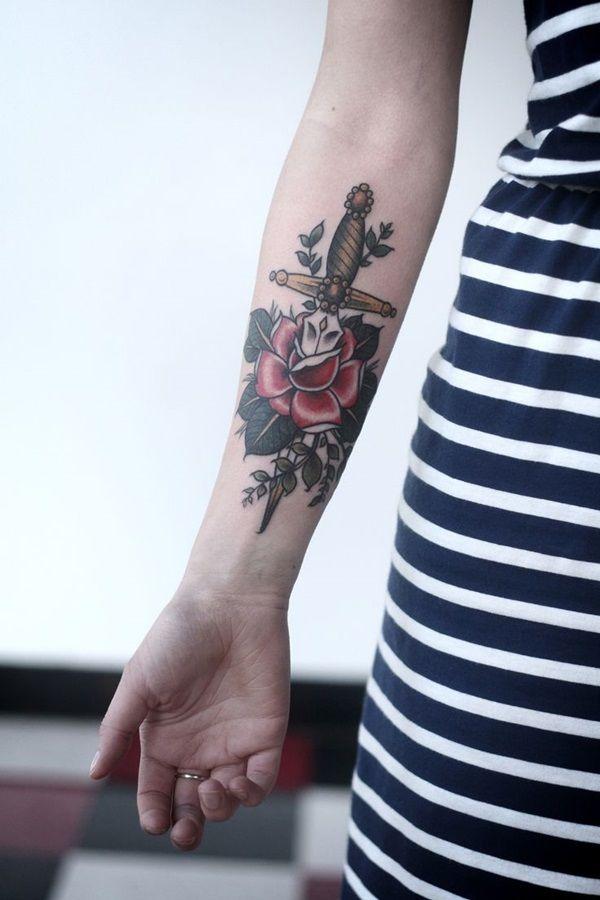 Tatuajes en el antebrazo, las mejores fotos de la web