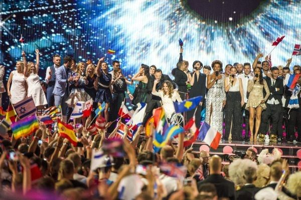 Eurovision Song Contest 2015, second semi final