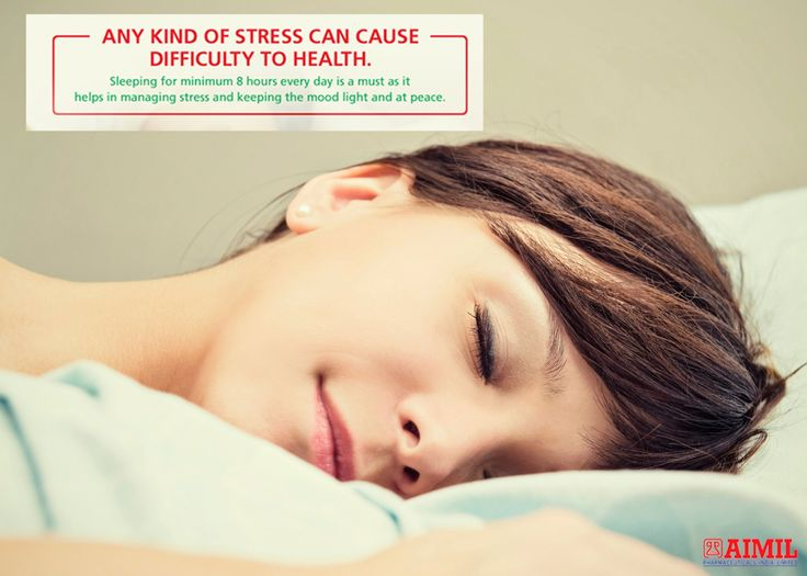 #DoYouKnow ? Any kind of #stress can cause difficulty to #health.