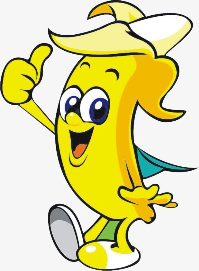 Banana happy. Cartoon clipart foreskin png