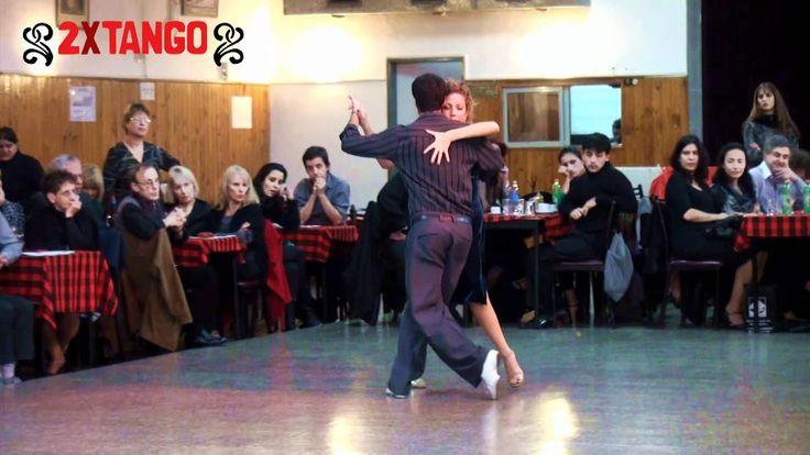 Pablo Rodriguez y Noelia Hurtado Tango Invierno en La Baldosa Julio 2011