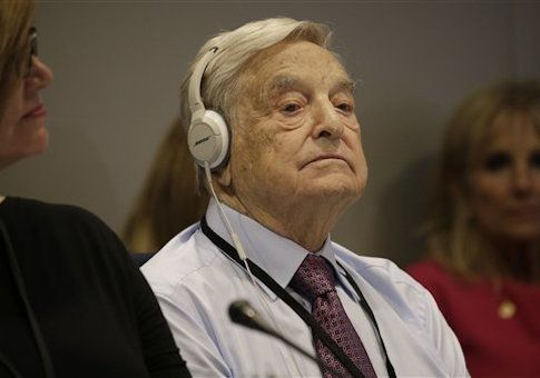 The ghostly Soros continues in his quest to fundamentally change America into something Americans do not want