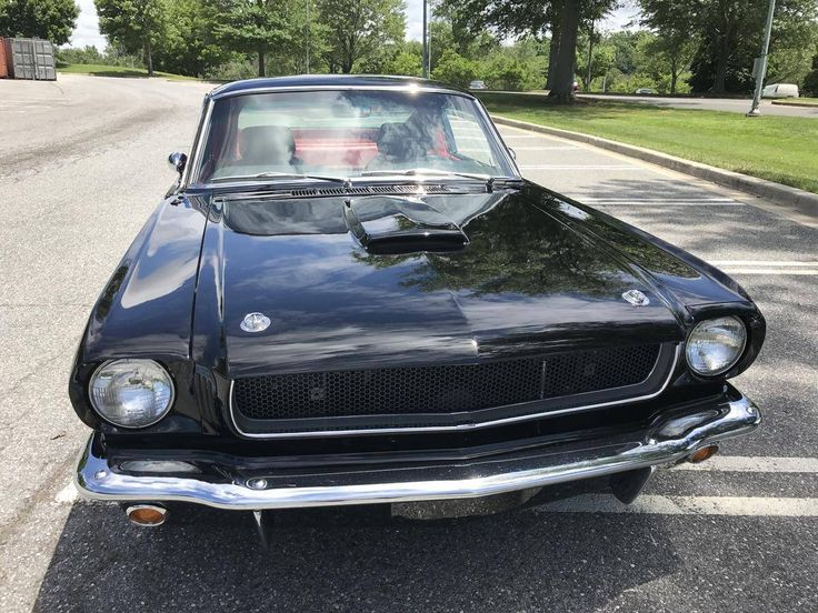 1965 Ford Mustang for sale #1971777 - Hemmings Motor News