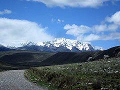 Camino a Pastoruri, Reserva Natural de Huascarán, Ancash - Perú