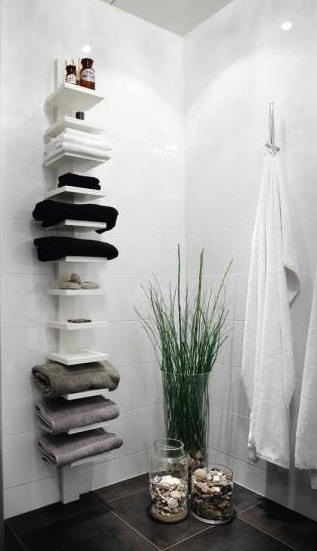 may be the answer to our bathroom shelving issues