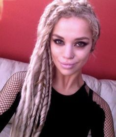 white girls with braids - Google Search