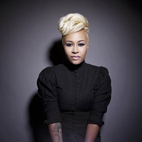 Emeli Sande rocked the mist last night with Naughty Boy and Wretch 32. Amazing artist!