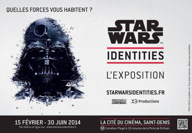 Exposition Star Wars. Du 15 février au 30 juin 2014 à saint-denis.