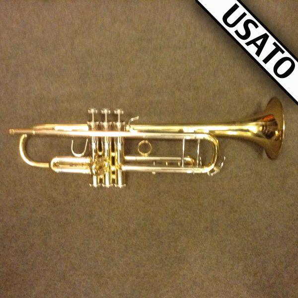 Tromba Bach usata Tromba Bach Aristocrat TR-610 Usata con borsa inclusa nel prezzo.