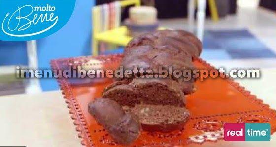 Pane al Cioccolato di Benedetta Parodi