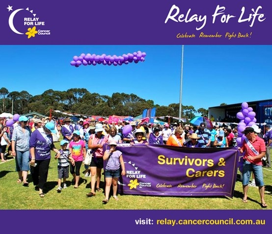 #relayforlife #hope #charity #volunteer #cancercouncil #love #cancer #family