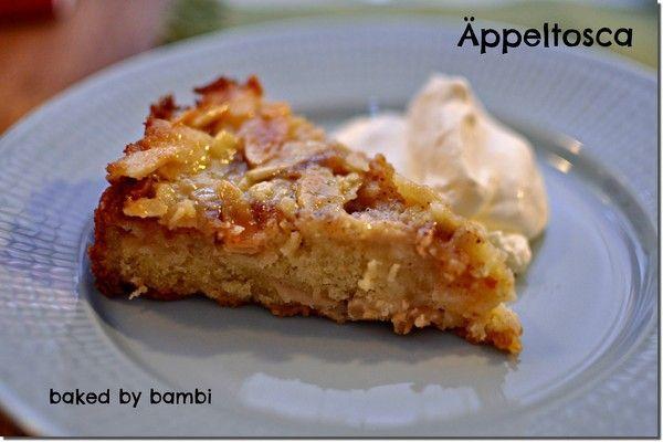 Den äppeltid nu kommer! Mina fem bästa recept med äpplen!