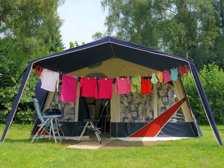 """Set Up Camping Ideas 
