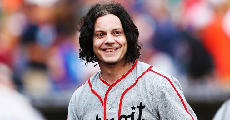 Jack White Selling New Record With Detroit Tigers Tickets #headphones #music #headphones