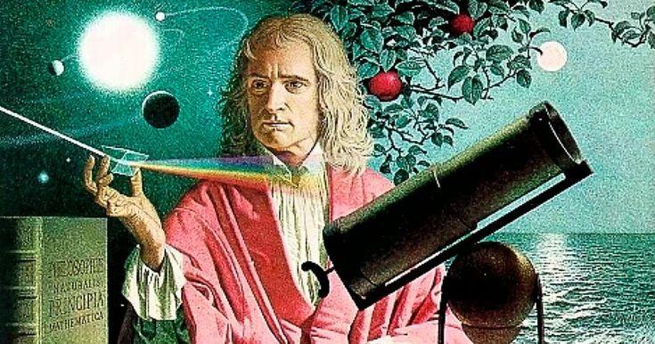 MaTe+TICas y ArTe: Matemáticos con (dis) Capacidad. Isaac Newton y sus obsesiones.