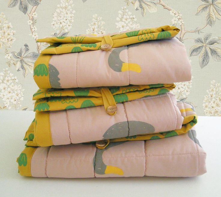 Silk screened baby essentials Pretty swan changing mat & babyquilt #silkscreendesign #silketryk #babyquilt #babygifts #changingmat #swan #wholesalebaby #nurserydecor #babyshowergift #barselsgaver  #danishdesigner #danskdesign  #handmadegift