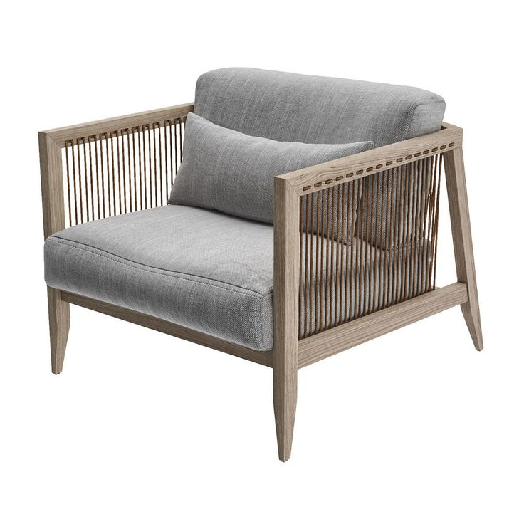 bonacina astoria lounge chair 3d model max fbx 6