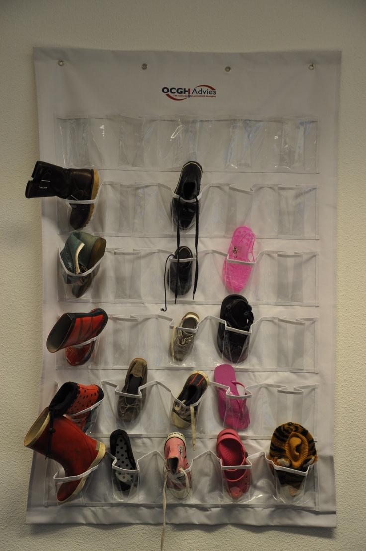Wiskunde A: verschillende soorten schoenen in een grafiek. Handig met de Wiskunde A-flap! Volg de workshop wiskunde A voor jonge kinderen en ontvang de flap gratis! www.ocghadvies.nl