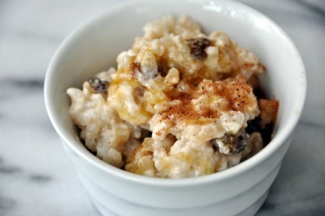 Coconut Rice Puddings