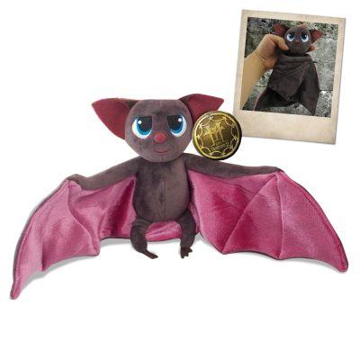 Тем, кто смотрел первую часть «МОНСТРОВ НА КАНИКУЛАХ», хорошо знакома эта очаровательная летучая мышь, обитательница комнаты дочери графа Дракулы. Такая же мышка может поселиться и в вашей комнате, если вам повезет на аукционе 28 октября! Подробности на сайте http://www.drweb.ru/drweb+sony/ #DrWeb