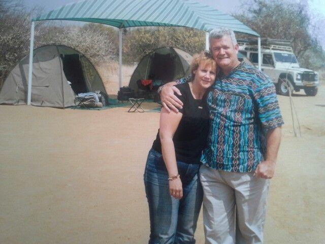 Namibie 2005