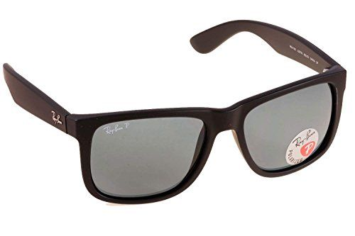 RAY BAN Herren 4165 Sonnenbrillen black rubber