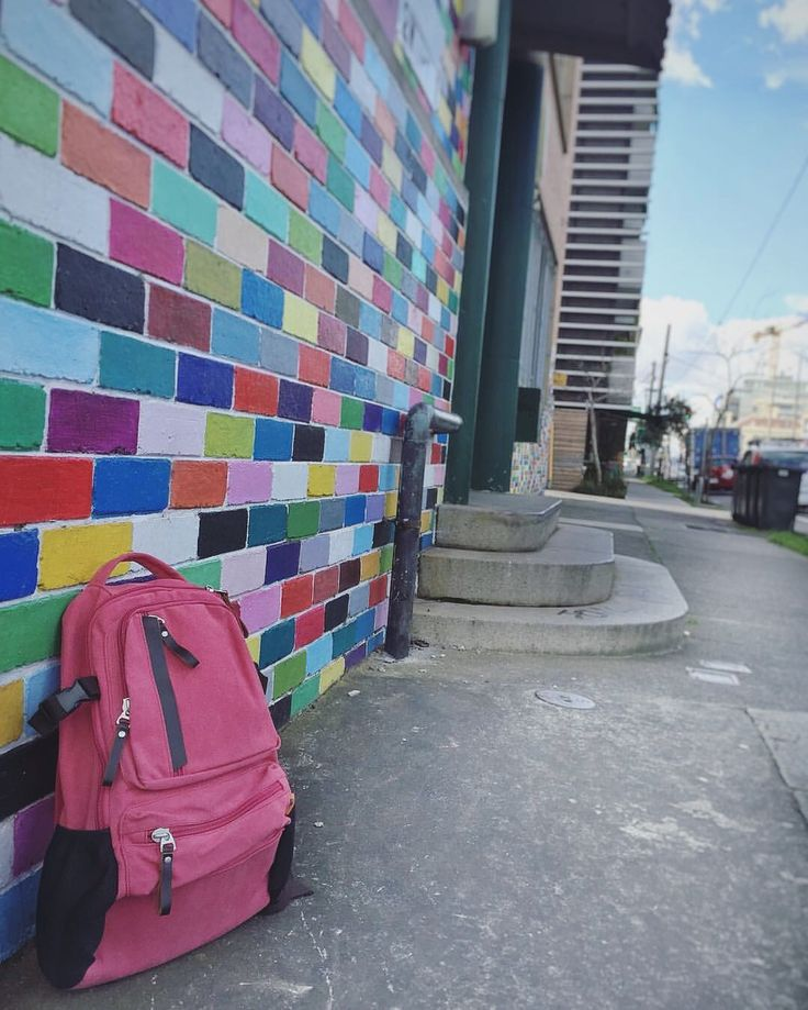 We have to say, Melbourne does those pops of colour extremely well too! And we have our very own colour pop in our store. Check it out via our bio link   #proyager #proyageraus #backpack #laptopbackpack #techbag #canvasbag #bags #afterpayit #afterpaystore #afterpayau #australia #fashionable #womenstyle #pink #colourpop #colour #baglovers #onlineboutique #onlineshop #onlinestore #style #designerbag #designerbags #designer #travel #traveller #commuterlife