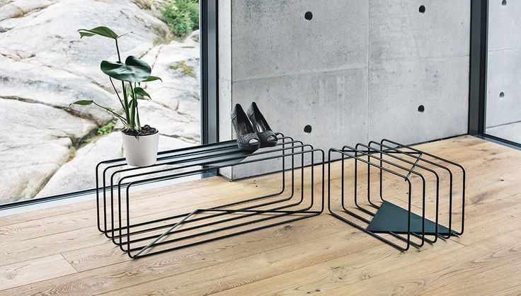 Lume shoe stand – BEdesign