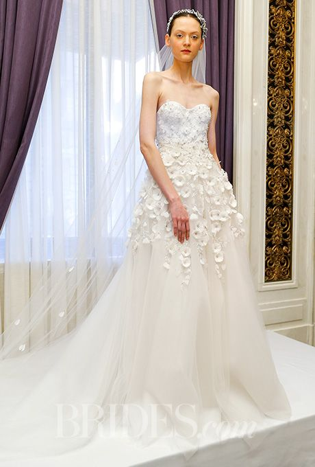 17 Best ideas about Marchesa Wedding Dress on Pinterest | Marchesa ...
