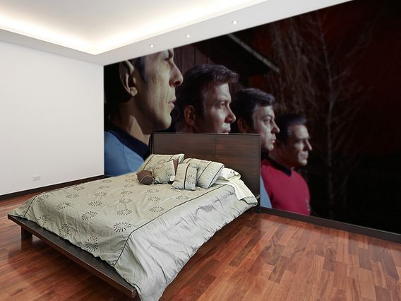 Win A Geek Wall Mural Of Your Choice And Spruce Up Your Room! Wall  MuralsStar TrekFun ... Part 42