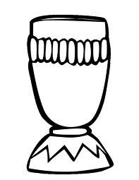 kwanzaa symbols coloring pages google search