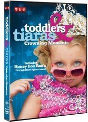 "More than thirteen hours of tears tantrums and tiaras fill this fascinating four-disc set of the Best of Toddlers and Tiaras. From first-timers to veteran pros these little girls give their all in competition for one sparkling prize: the top-title tiara. With a pizza-tossing talent and a vertical ""exercise pole"" these glammed-up girls never cease to amaze with their talents. There's just as much entertainment off-stage as the pageant parents share secrets and sentiments"
