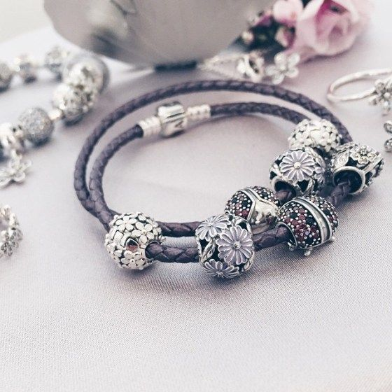 pandora spring 2015 preview. Daisy meadow is fantastic! On my potential new clips list.