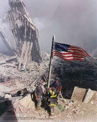 9/11/01 ~ God bless America... First And Always.