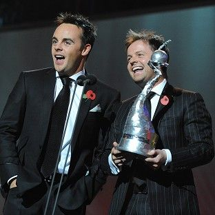 ant & dec | Ant and Dec hoping for 13th award