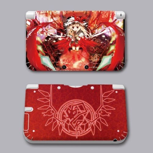 Flandre Scarlet 3DSXL Decal - holy crap :O