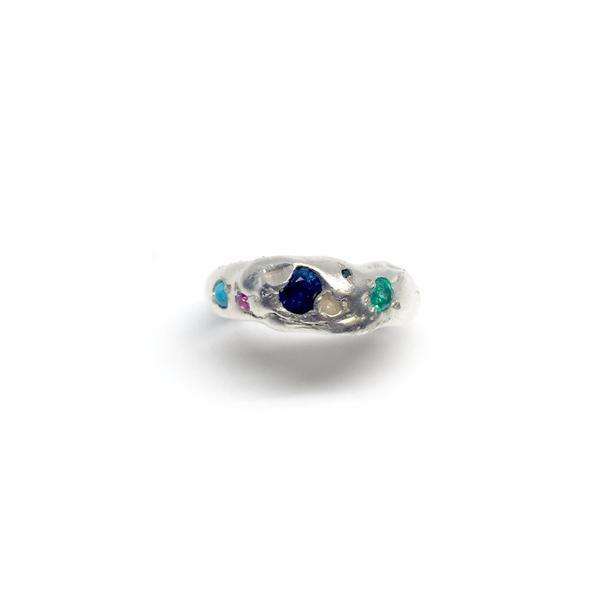 Seb Brown - 'Neapolitan' Ring