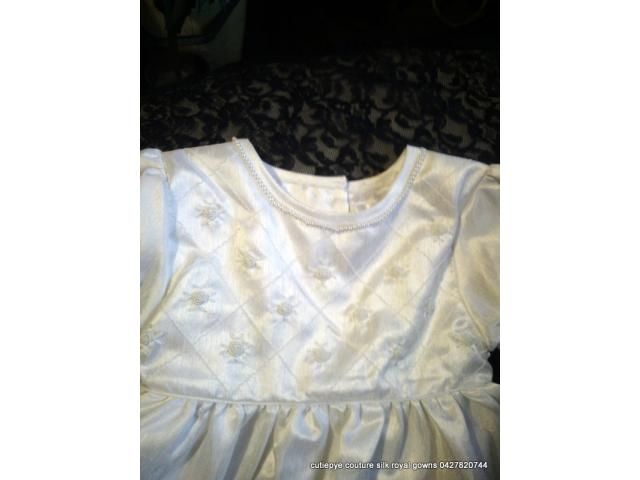 listing royal collection by cutiepye smocked gow... is published on Austree - Free Classifieds Ads from all around Australia - http://www.austree.com.au/baby-children/baby-clothing/royal-collection-by-cutiepye-smocked-gowns-0427820744_i713