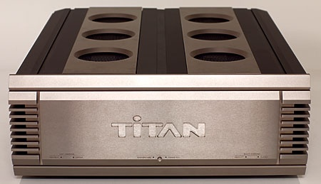 Musical Fidelity Titan power amplifier | Stereophile.com