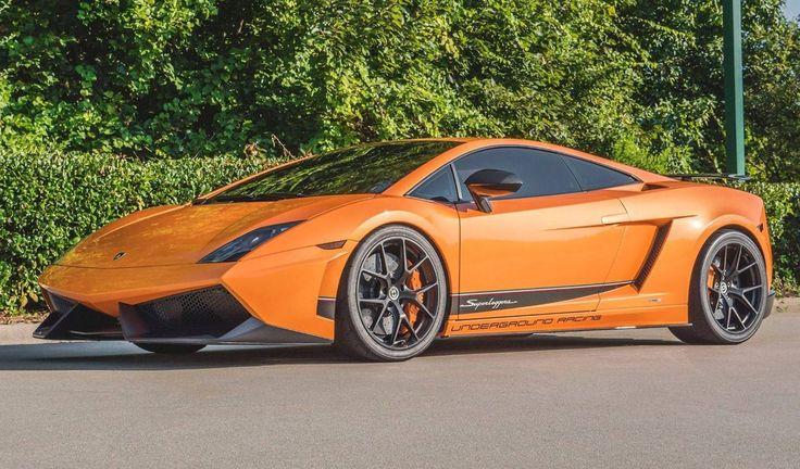 2,200 WHP, Twin-Turbo Lamborghini Gallardo Superleggera For Sale