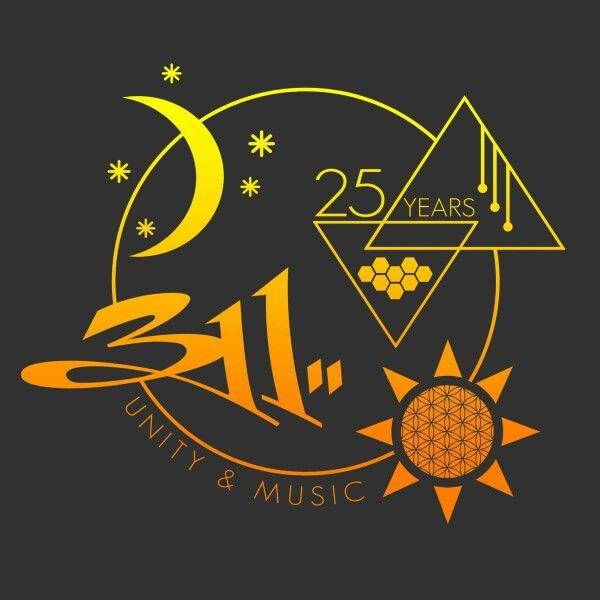 #311 #music #25years